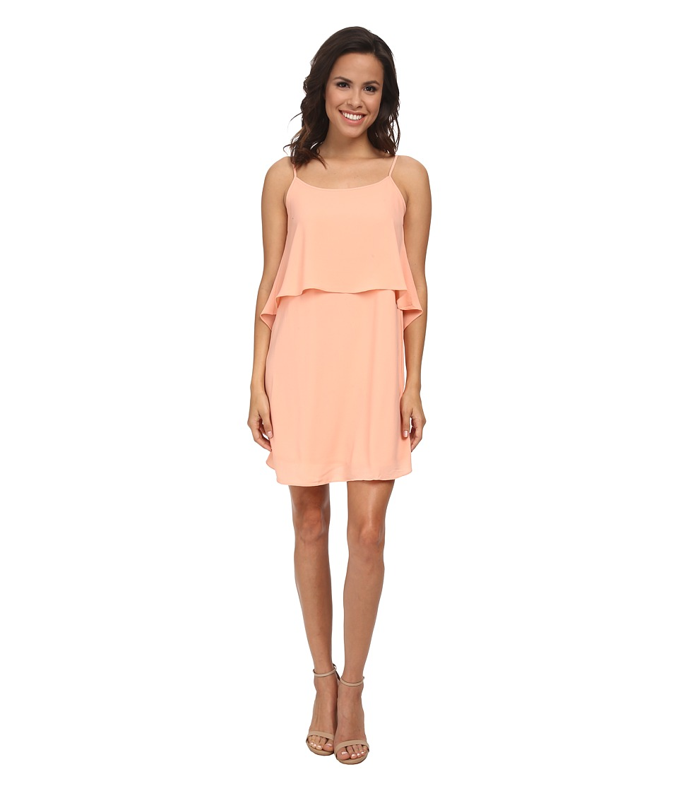 Gabriella Rocha - Jenny Tank Dress (Peach Pout) Women's Dress
