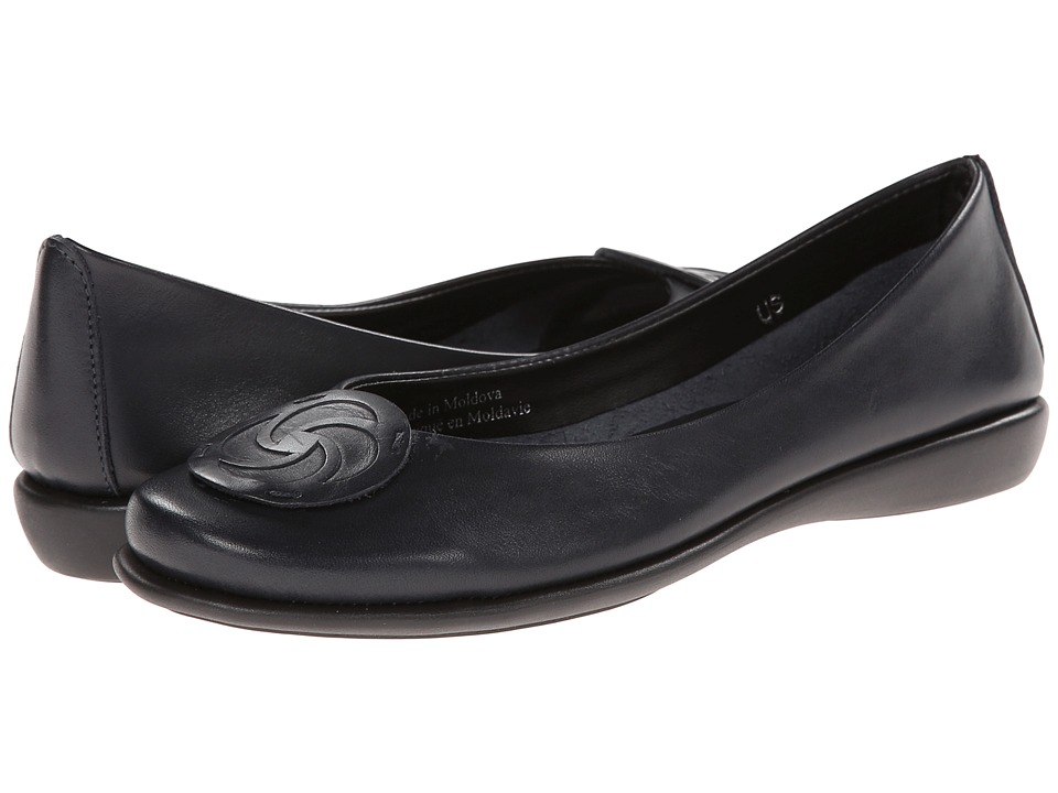 The FLEXX - Bon Bon (Navy Cashmere) Women's Flat Shoes