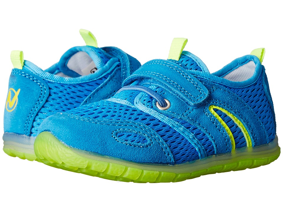 Naturino - Sport 500 SP15 (Toddler/Little Kid) (Bright Blue) Kids Shoes