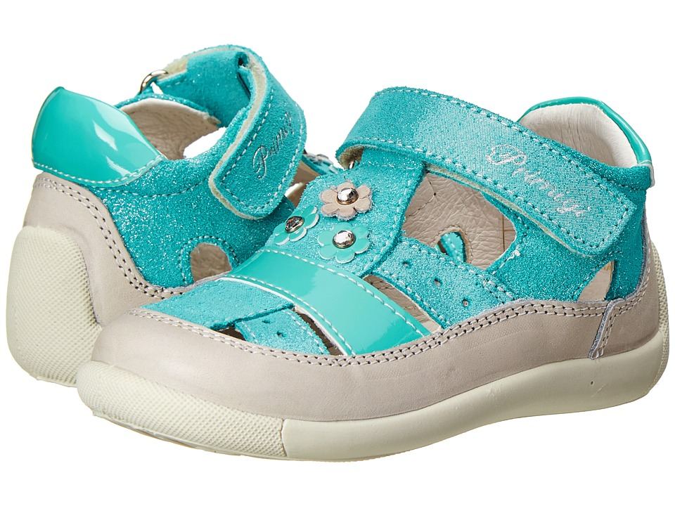 Primigi Kids - Alena (Infant/Toddler) (Light Blue) Girl's Shoes