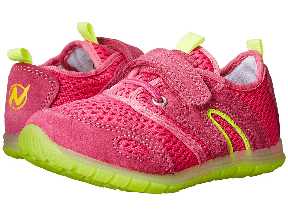 Naturino - Sport 500 SP15 (Toddler/Little Kid) (Fuchsia) Girls Shoes