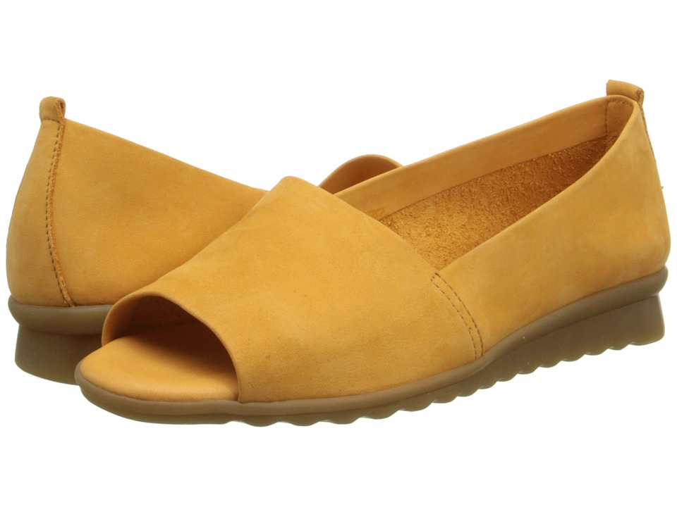The FLEXX Fantastic (Ocre Nubuck) Women