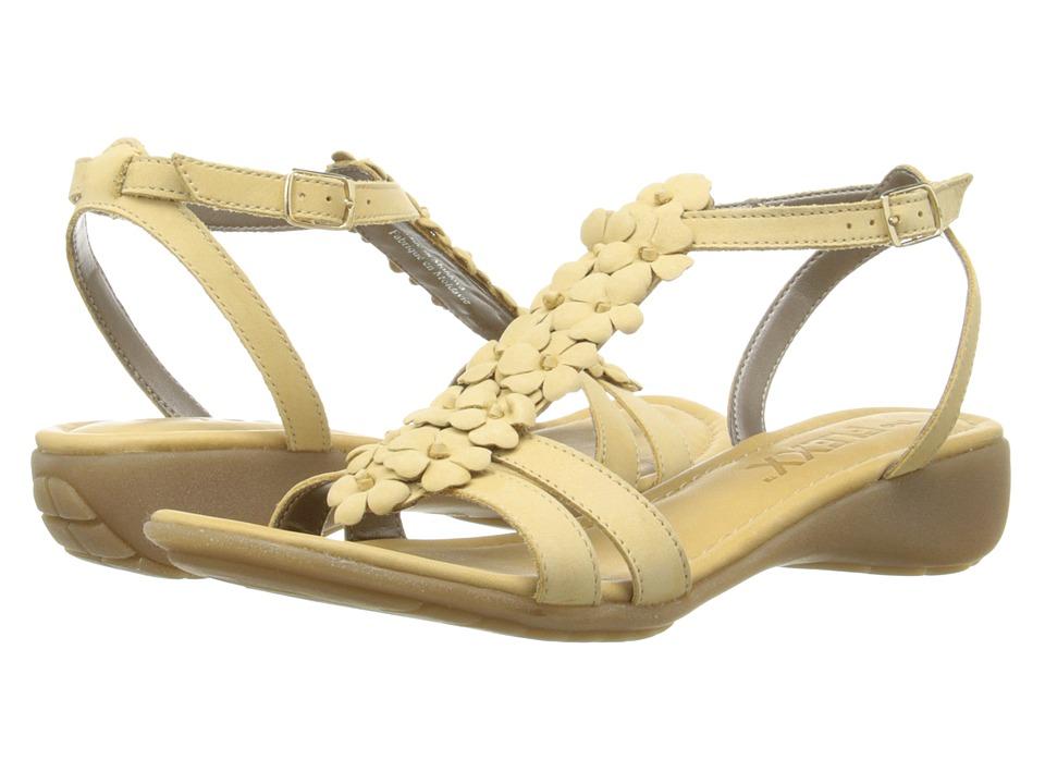 The FLEXX - Gladiola (Canary Nubuck) Women's Sandals