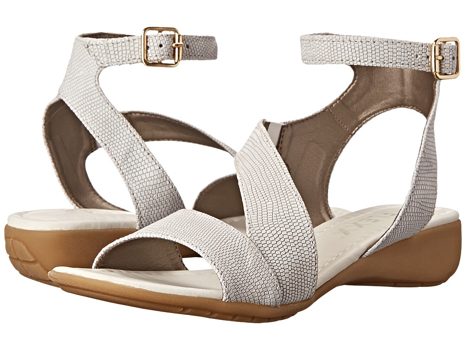 The FLEXX - Gladding (White Ariel) Women's Sandals