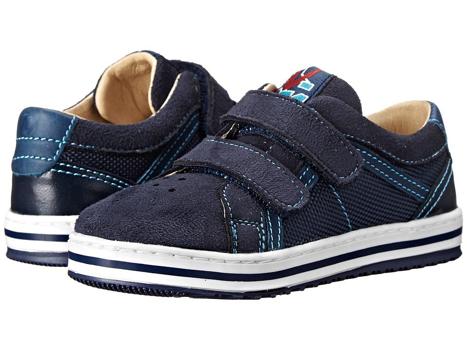 Naturino - City HL USA SP15 (Toddler/Little Kid/Big Kid) (Navy) Boys Shoes