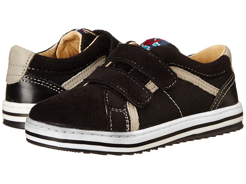 Naturino - City HL USA SP15 (Toddler/Little Kid/Big Kid) (Black) Boys Shoes