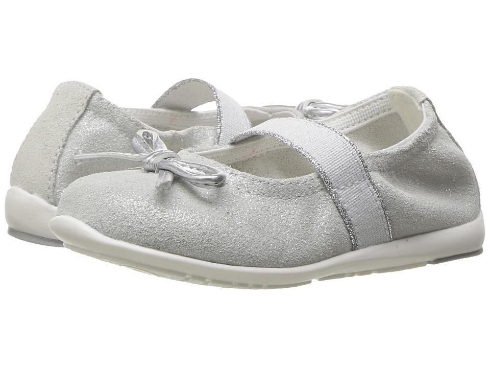 Primigi Kids - Eulalia 2-E (Toddler) (Silver) Girl's Shoes