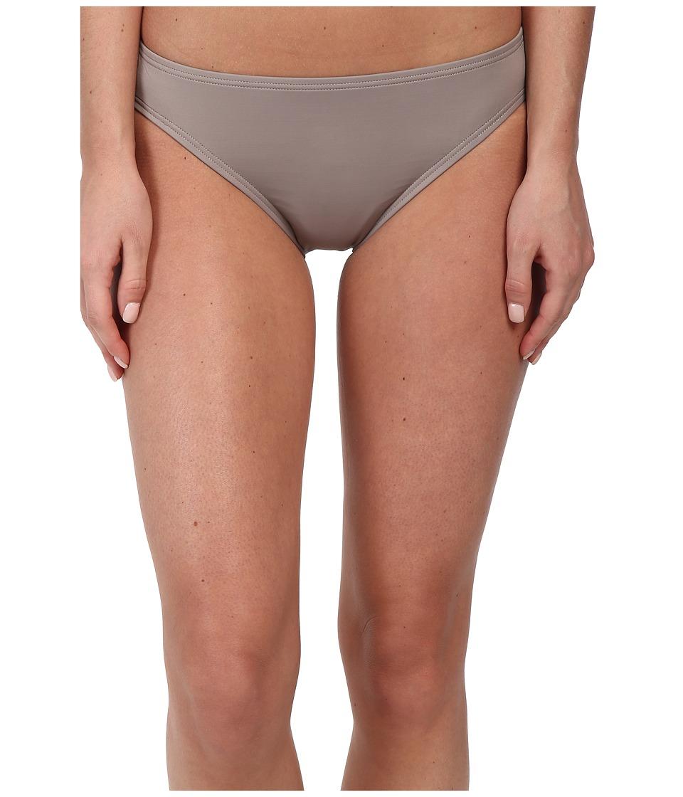 DKNY - Solid Block Classic Bottom (Sand Dune) Women's Swimwear