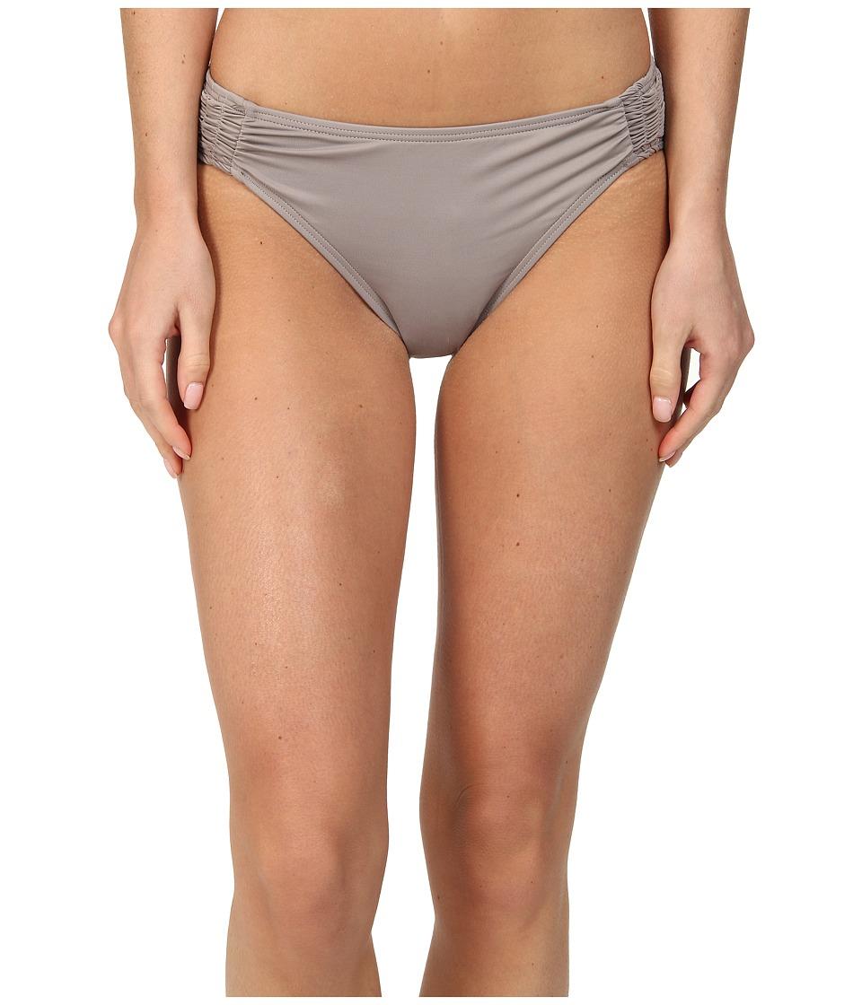 DKNY - Draped Smocked Classic Bottom (Sand Dune) Women