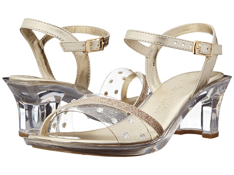 Kenneth Cole Reaction Kids - Lil Princess (Little Kid/Big Kid) (Light Gold) Girl's Shoes