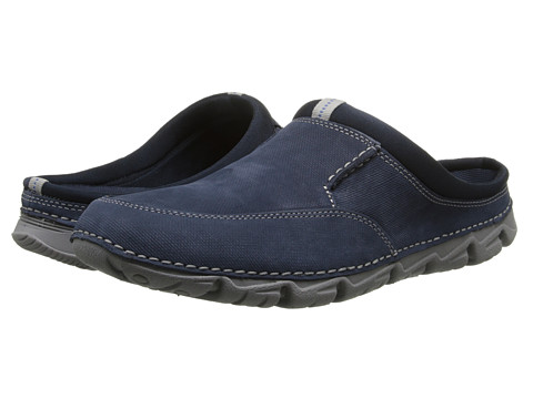 Rockport - Rocsports LT2 Mule (Navy) Men