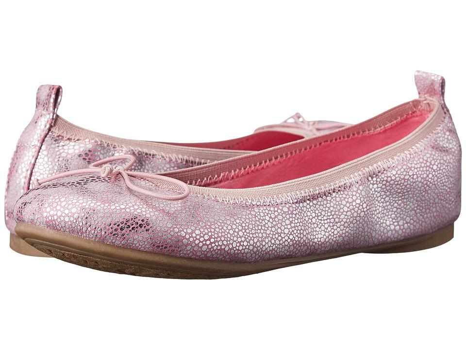 Kenneth Cole Reaction Kids - Copy Tap (Little Kid/Big Kid) (Light Pink) Girls Shoes