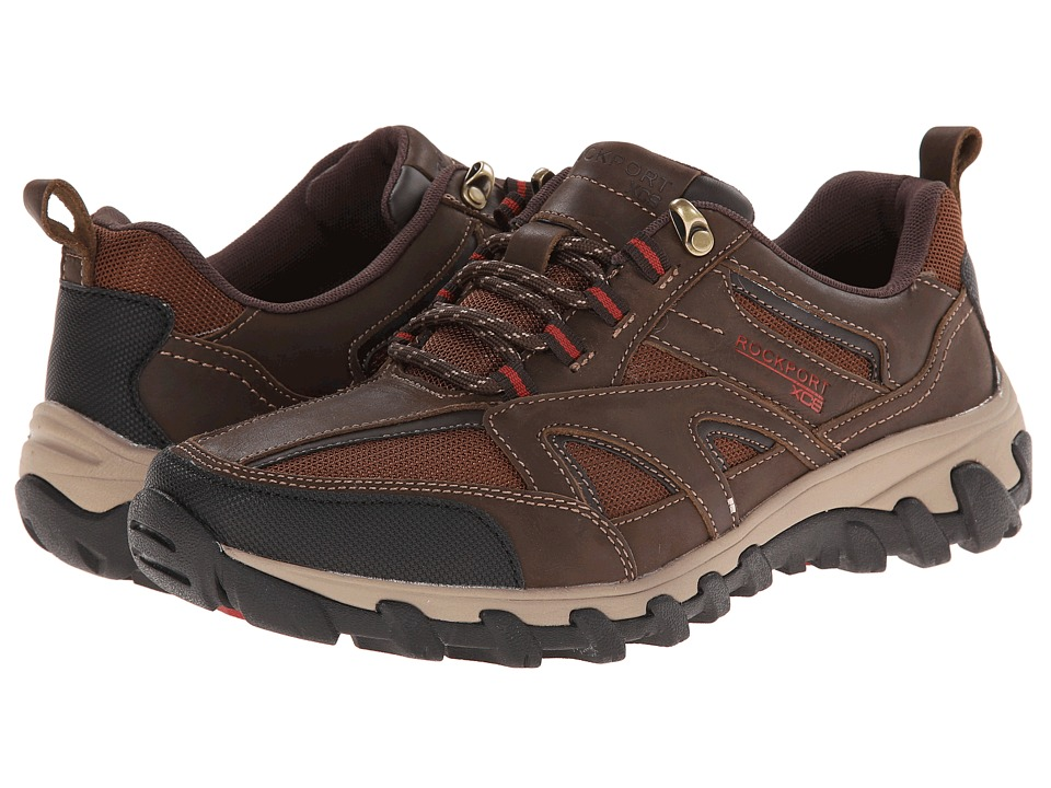 Rockport - XCS Step Boldly Active Sport Oxford (Chocolate) Men