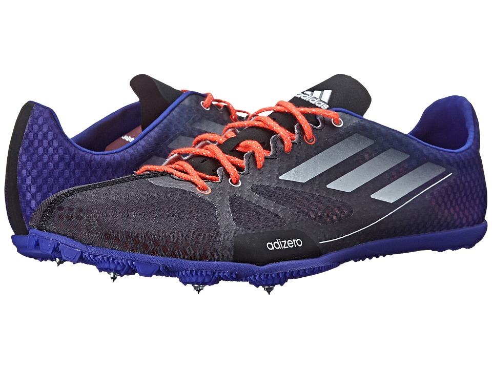 adidas - Adizero Ambition M (Night Flash/White/Solar Red) Men's Running Shoes