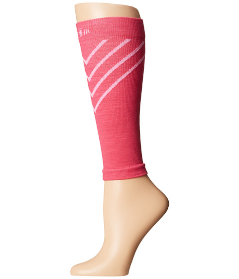Smartwool - PhD Compression Calf Sleeve (Bright Pink) Outdoor Sports Equipment