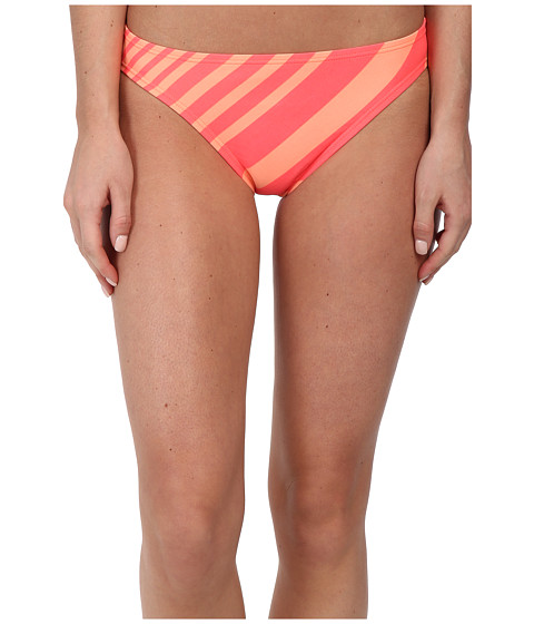 DKNY - Stripe-To-Stripe Classic Bottom (Strike) Women's Swimwear