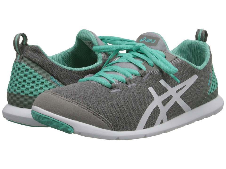 ASICS - Metrolyte (Heather Grey/Mint/White) Women's Shoes