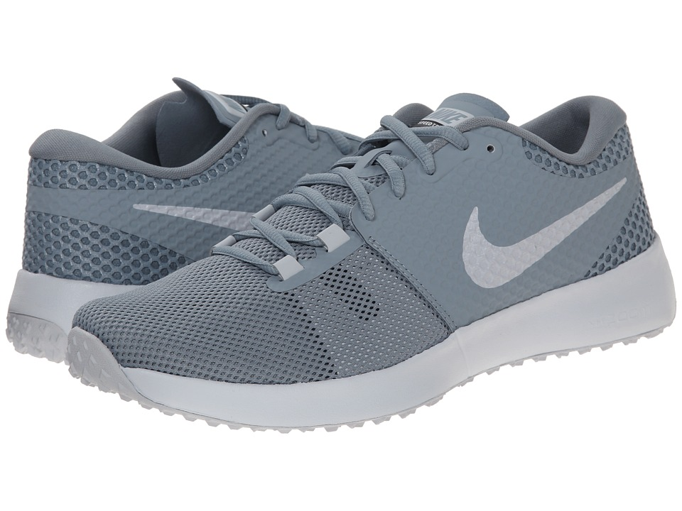 Nike - Zoom Speed TR 2 (Dove Grey/Black/Pure Platinum) Men's Cross Training Shoes