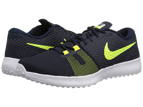 Nike - Zoom Speed TR 2 (Obsidian/White/Volt) Men's Cross Training Shoes