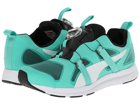 PUMA - Future Disc Mesh (Electric Green) Men