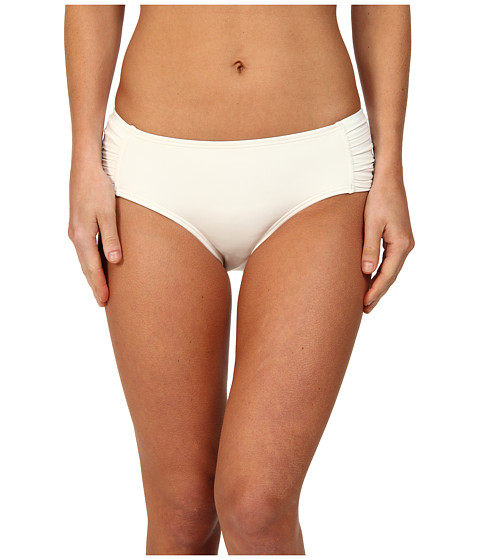 Vince Camuto - Key West Style Pleated Bottom (Pearl) Women