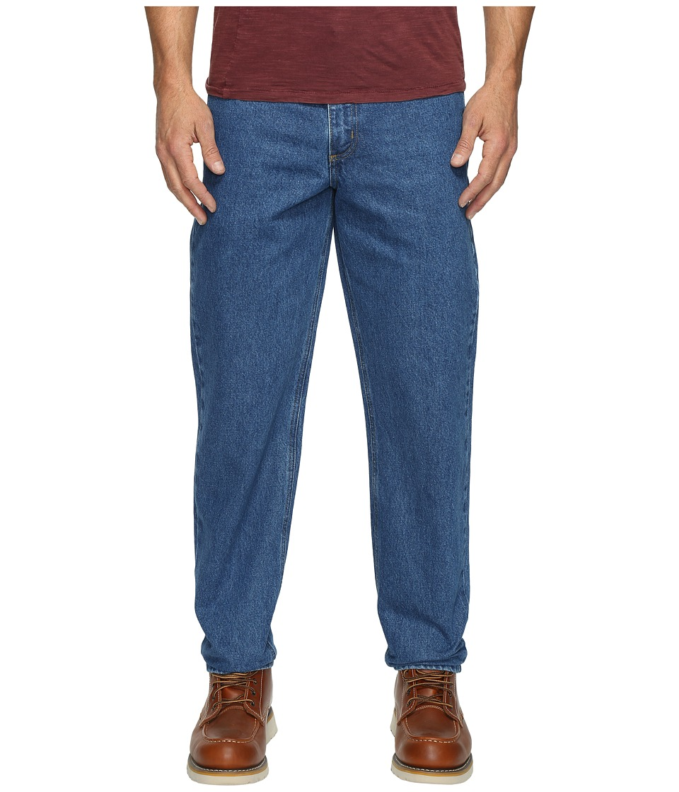 Carhartt Relaxed Fit Tapered Leg Jean (Darkstone) Men