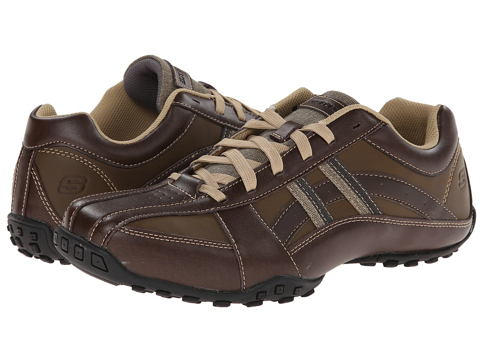 SKECHERS - Citywalk Molton (Brown) Men's Shoes