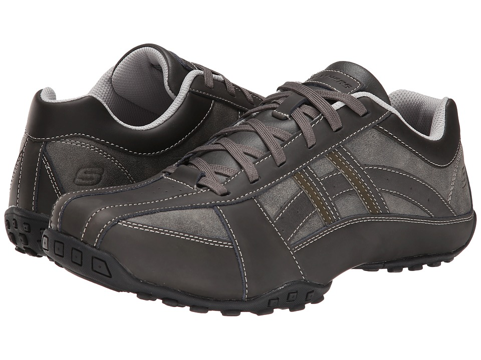 SKECHERS Citywalk Molton (Charcoal) Men