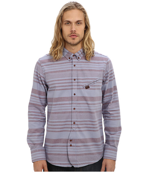 Marshall Artist - Trademan Shirt (Dusk Blue) Men