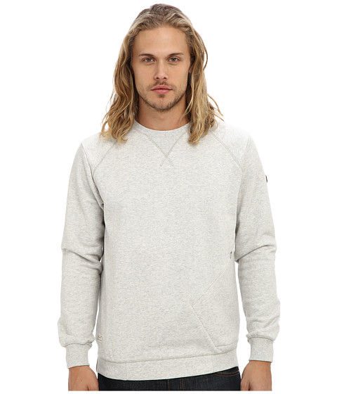 Marshall Artist - Stealth Sweatshirt (Light Grey Melange) Men's Sweatshirt
