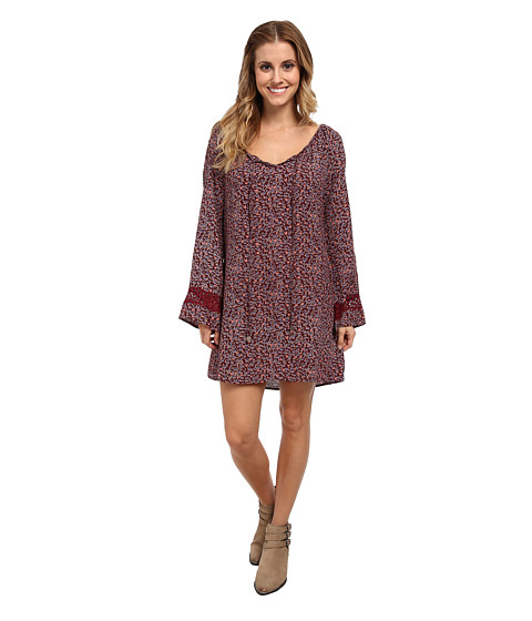 Lucy Love - Left Bank Dress (Garnet 2) Women's Dress