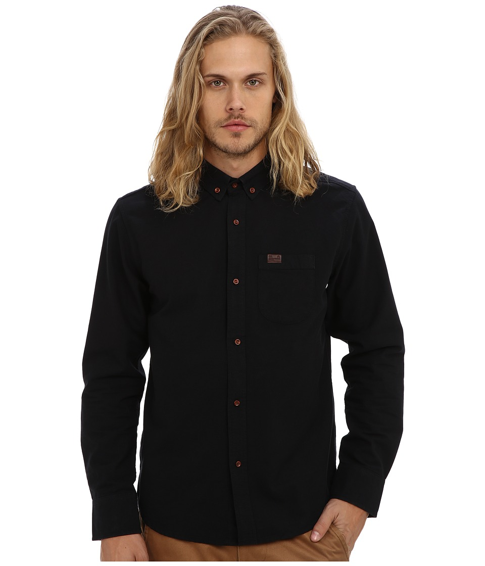 Marshall Artist - Classic Oxford Shirt (Black) Men's T Shirt