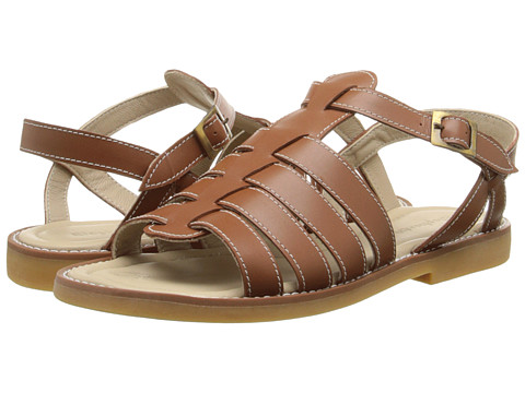 Elephantito - Capri Sandal (Toddler/Little Kid/Big Kid) (Natural) Girl's Shoes
