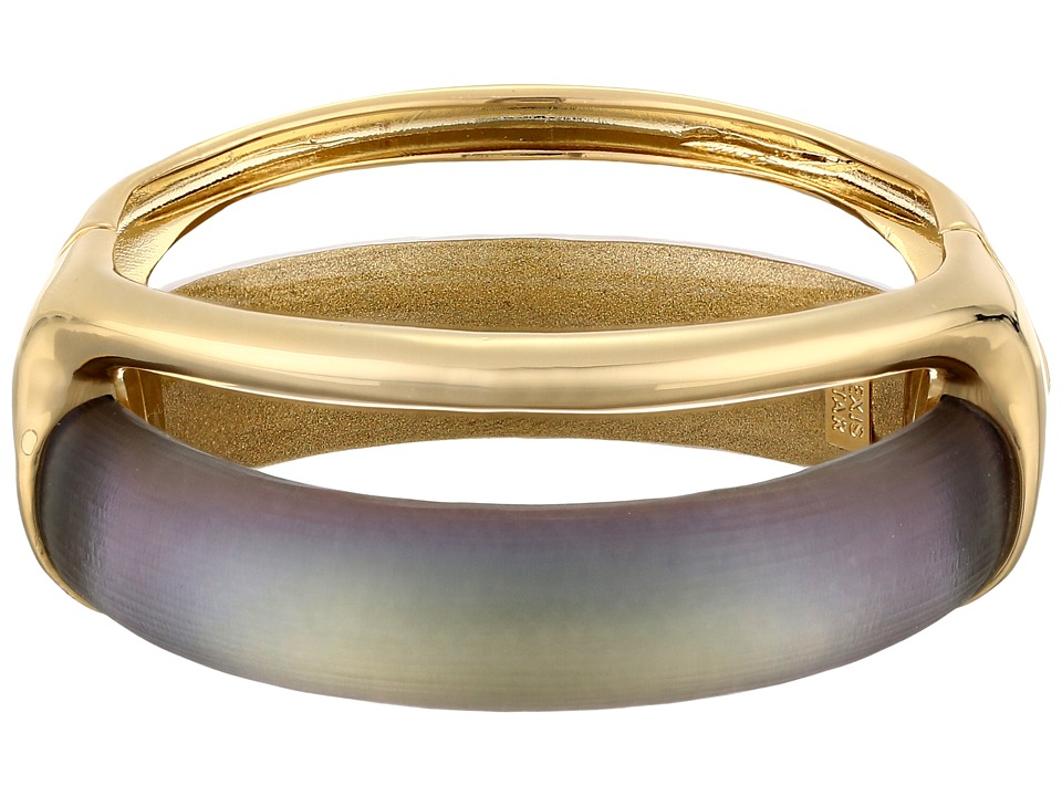 Alexis Bittar - Liquid Stacked Hinged (Labordorite) Bracelet