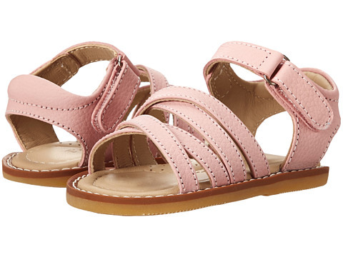 Elephantito - 2C Sandals (Toddler) (Textured Pink) Girl