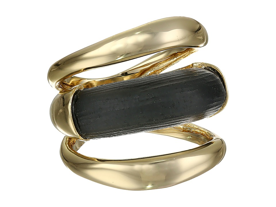 Alexis Bittar - Orbital Ring (Black) Ring