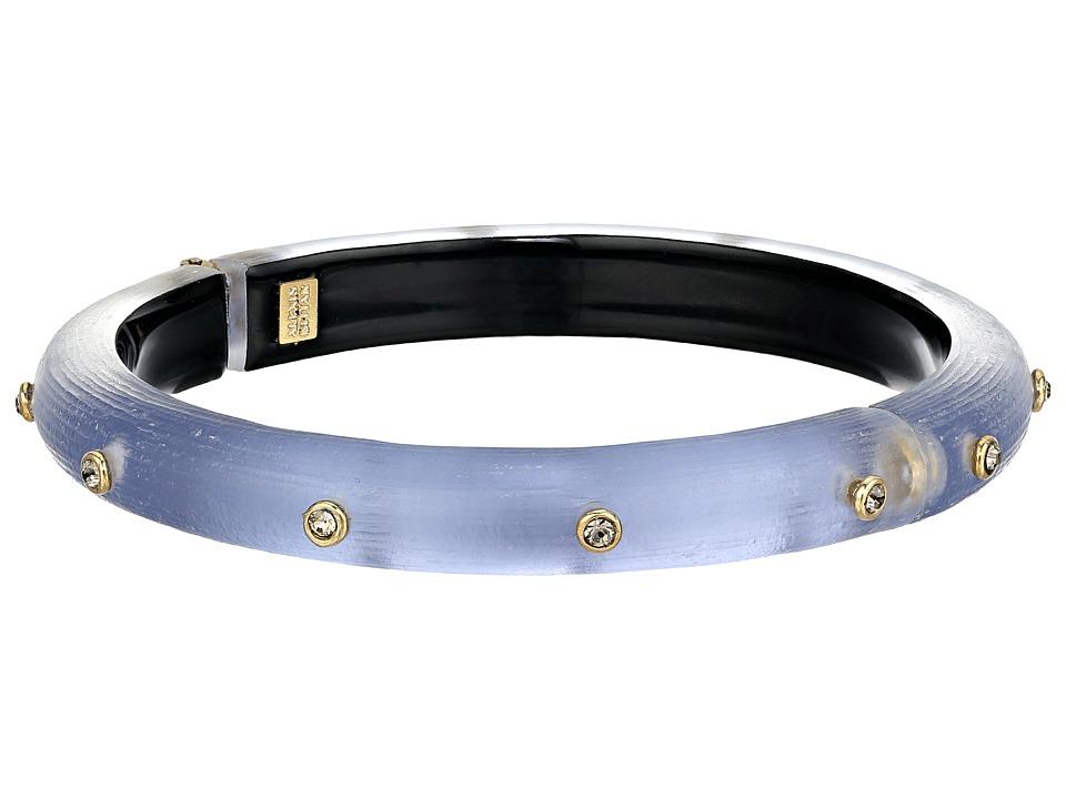 Alexis Bittar - Skinny Neo Bohemian Crystal (Sky Blue) Bracelet