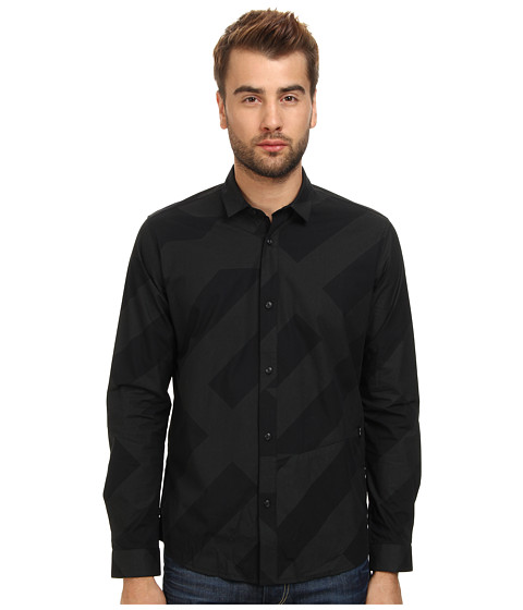 Marshall Artist - Disruptive Camo Shirt (Black) Men
