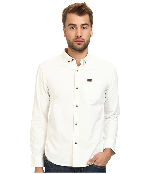 Marshall Artist - Classic Oxford Shirt (White) Men