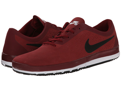 Nike SB - Free SB Nano (Team Red/White/Black) Men