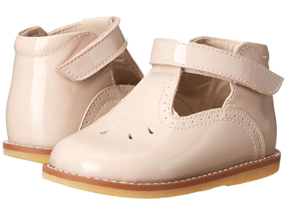 Elephantito - T Bar (Toddler) (Dusty Pink) Girl's Shoes