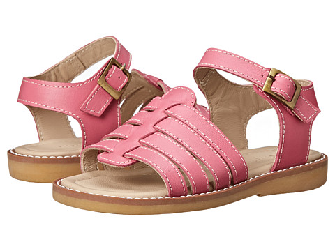 Elephantito - Nantucket Sandal (Toddler/Little Kid/Big Kid) (Flamingo) Girls Shoes