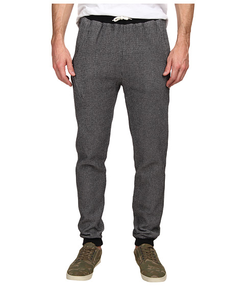 Marshall Artist - Indigo Sweatpant (Black) Men's Casual Pants