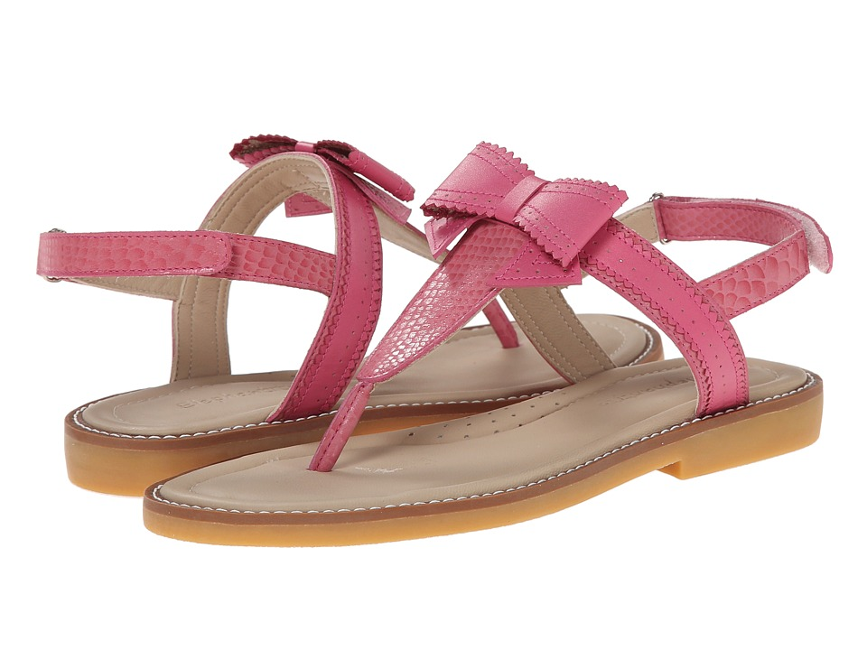 Elephantito - Lido Sandal (Toddler/Little Kid/Big Kid) (Pink) Girls Shoes