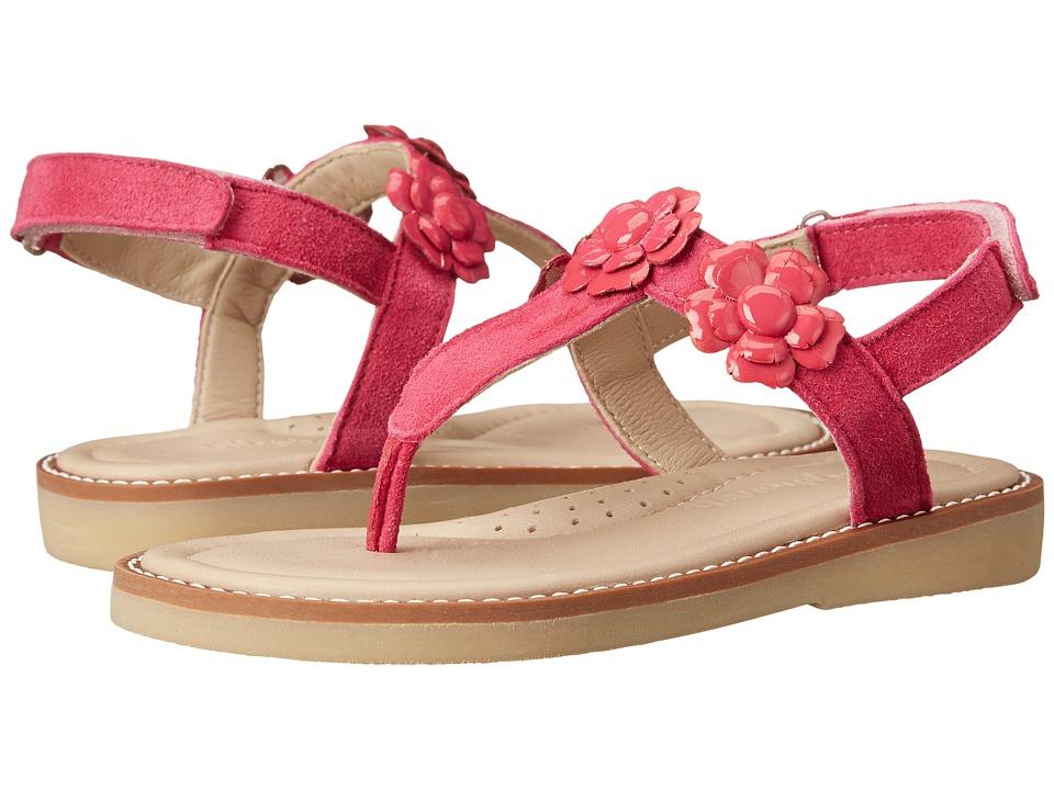 Elephantito - Daisy Thong (Toddler/Little Kid/Big Kid) (Patent Fuchsia) Girls Shoes