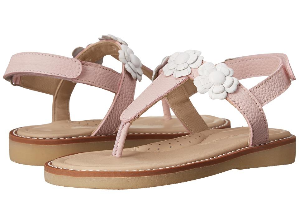 Elephantito - Daisy Thong (Toddler/Little Kid/Big Kid) (Pink) Girls Shoes