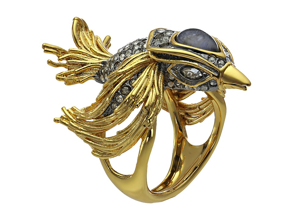 Alexis Bittar - BC43R002 (Gold) Ring