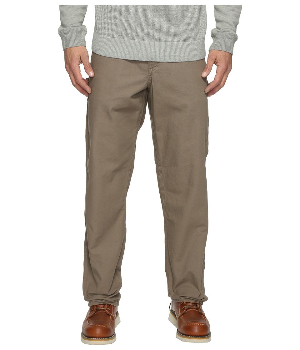 Carhartt - Loose Fit Canvas Carpenter Jean (Mushroom) Men's Casual Pants