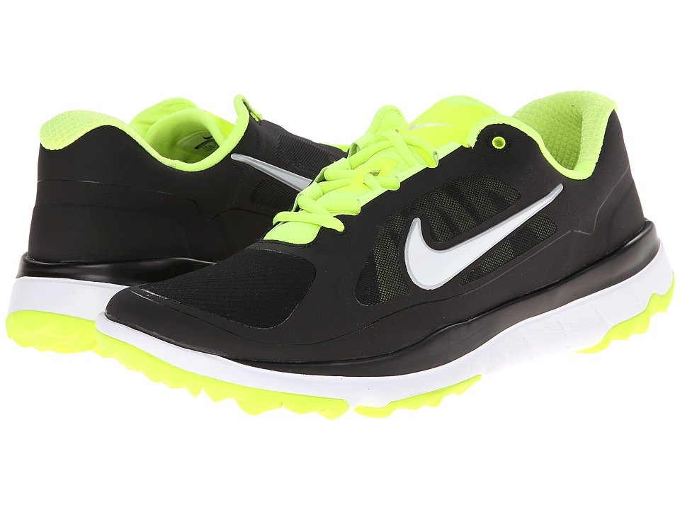 Nike Golf - FI Impact (Black/Volt/White) Men