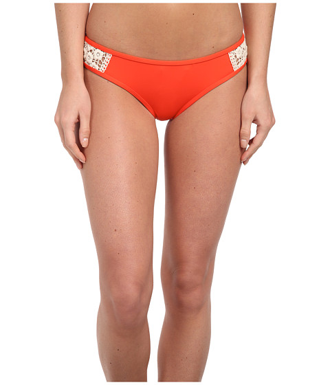 Lucky Brand - Natural Connection Hipster (Sunrise) Women's Swimwear